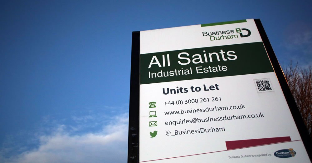 All Saints Industrial Estate