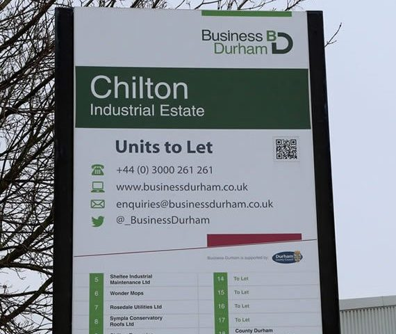 Units to Let at Chilton Industrial Estate