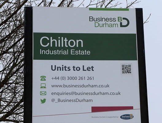 Chilton Industrial Estate