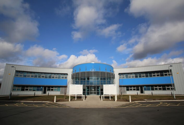 Viewpoint at Derwentside Business Centre offers office space between 135 and 3325 square feet.