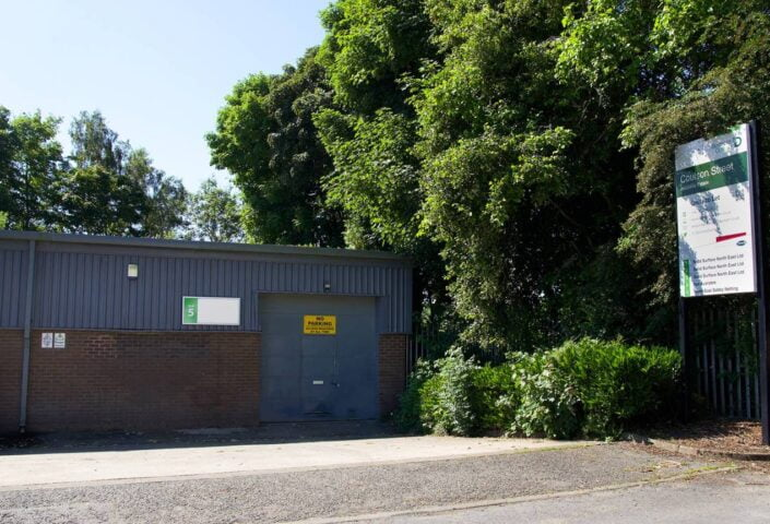 Coulson Street offers quality industrial space in Spennymoor