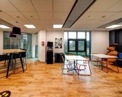 Business Durham - Floor