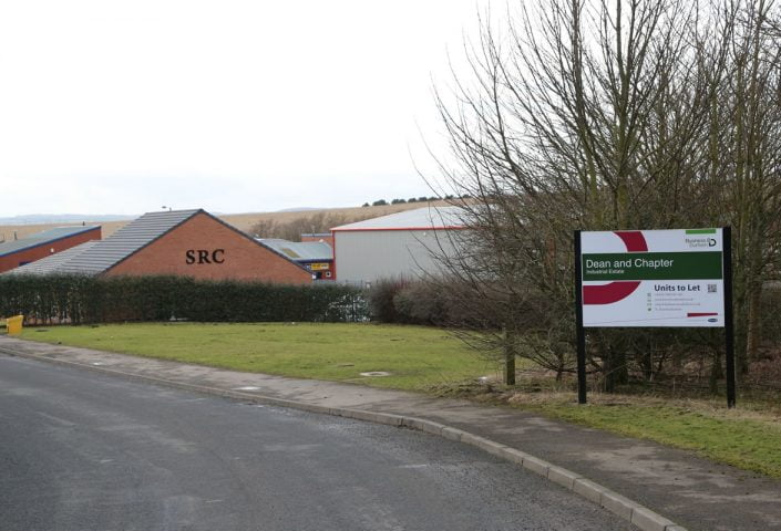 Dean and Chapter Industrial Estate provides industrial space in Ferryhill consisting of eleven industrial units from 1,000 square foot to 2,500 square foot.