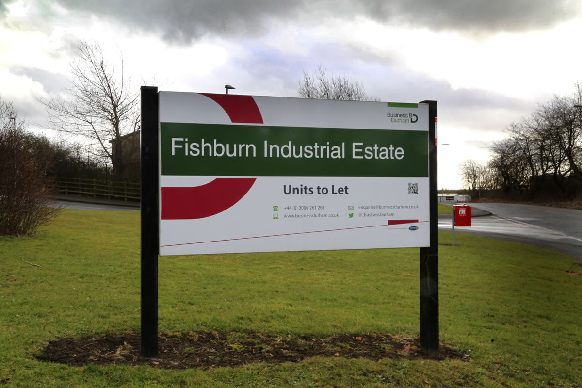 Fishburn Industrial Estate
