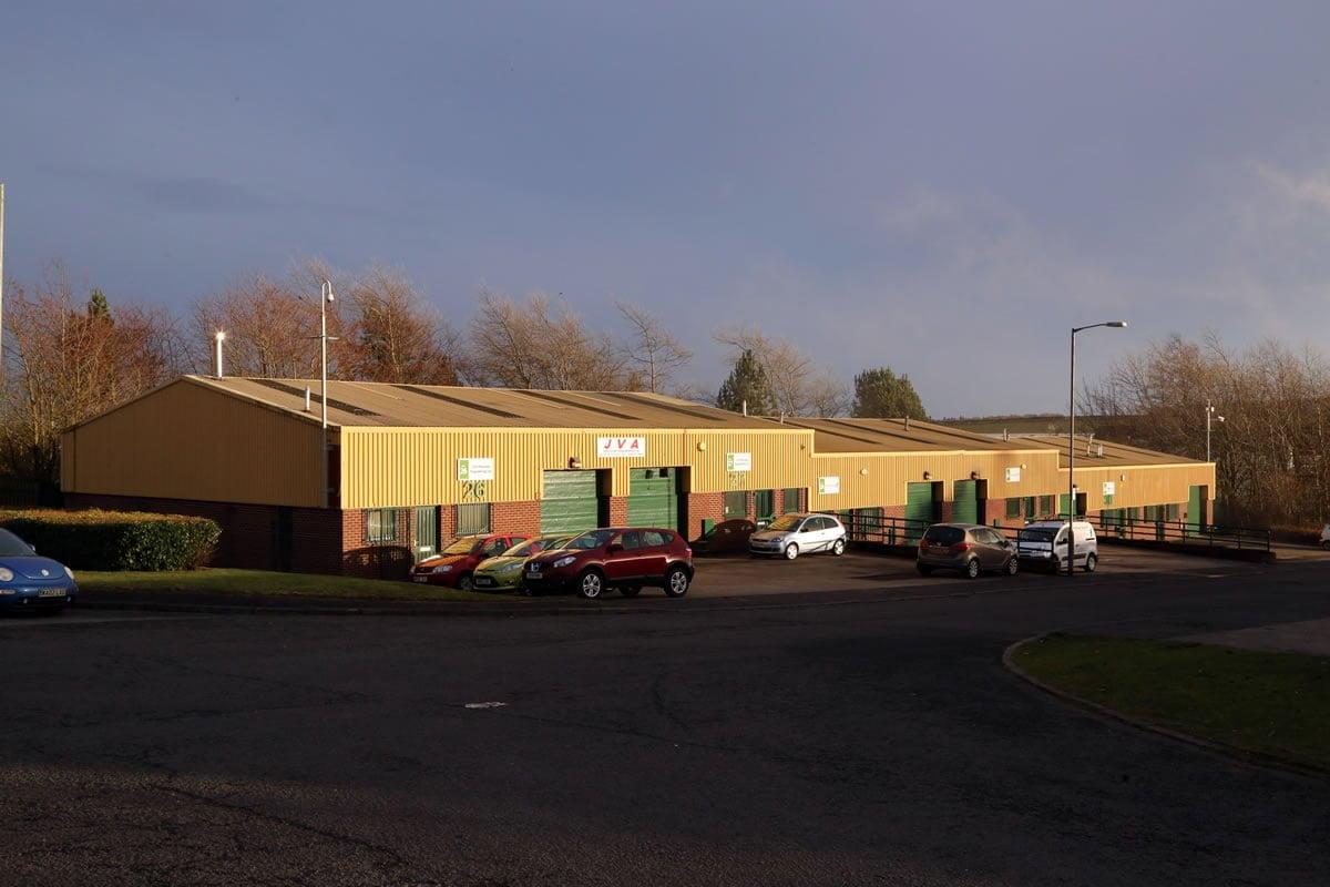 Furnace Industrial Estate