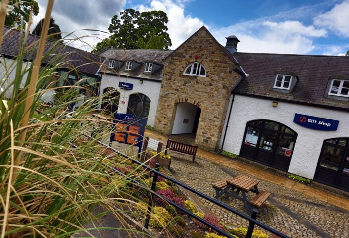 Office space in Weardale at the Durham Dales Centre in Stanhope