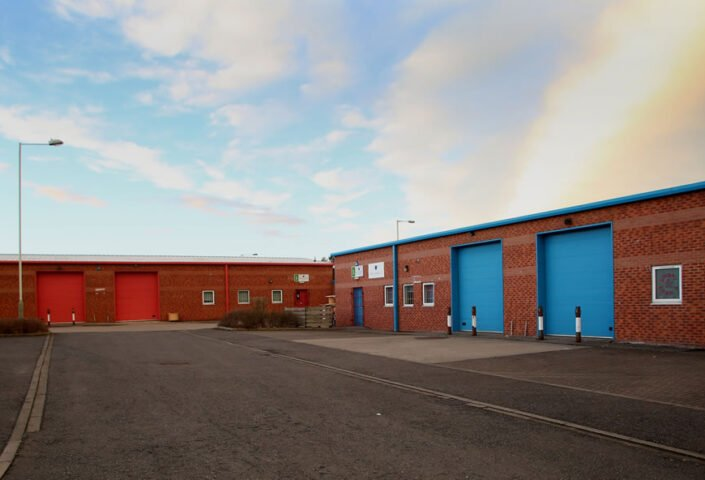 Industrial space in Bishop Auckland between 1,500 to 2,000 sq ft