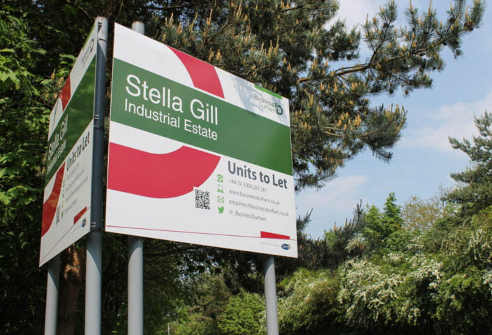 Industrial space in Chester-Le-Street at Stella Gill Industrial Estate is located in Chester le Street, County Durham