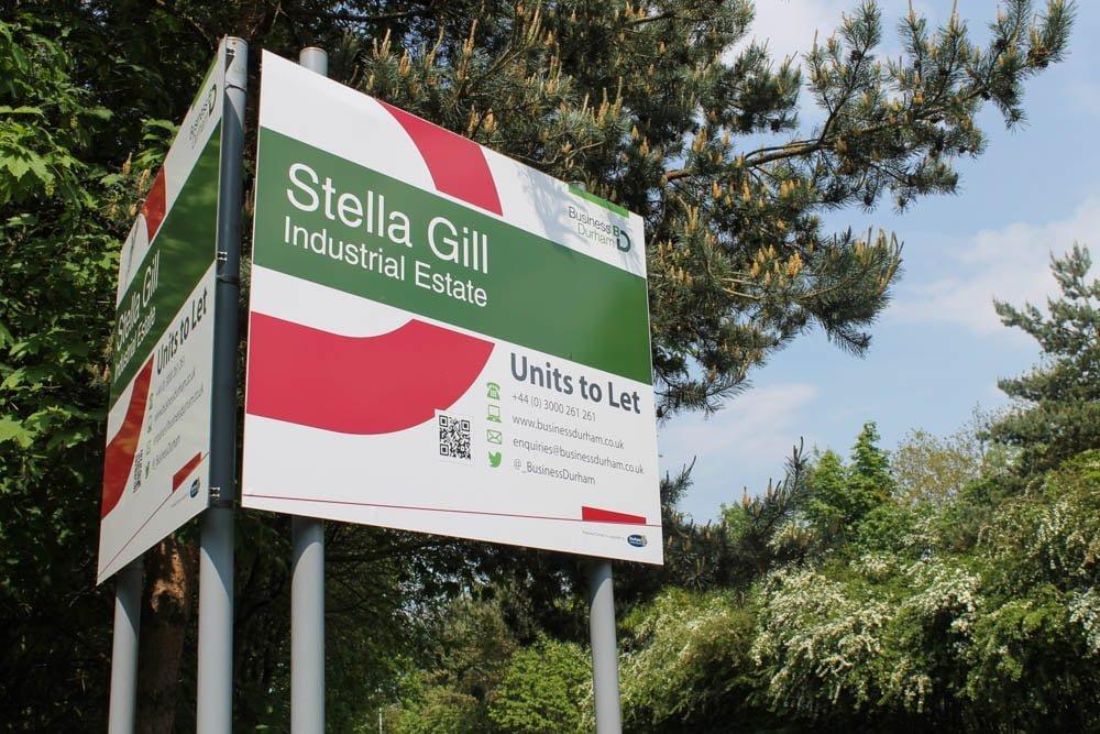 Stella Gill Industrial Estate