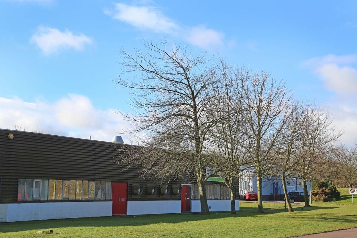 Tanfield Lea South Industrial Estate