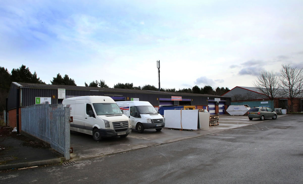 Tudhoe Industrial Estate