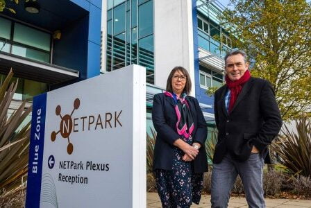 Kunasan Ltd moves to NETPark ahead of UK launch