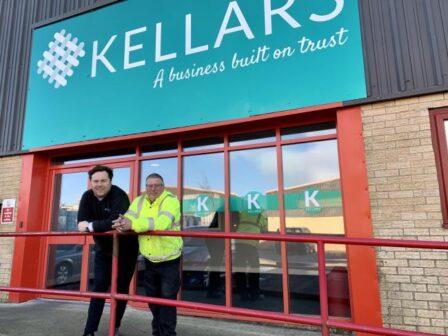 Flooring company opens new depot in Shildon