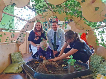 Child's Play Private Nursery (DBOP)