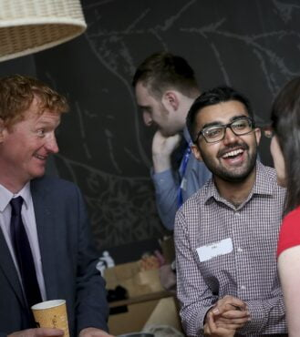 Whilst human relationships can get lost amongst spreadsheets and numbers, our personal approach including hosting regular networking events help businesses make new connections, build contacts and win new work.