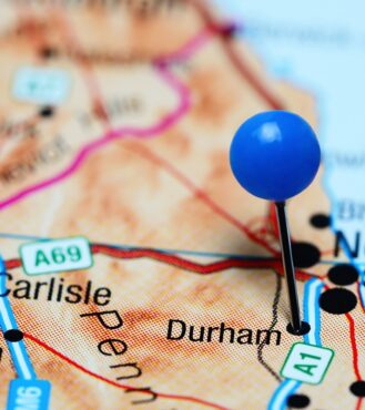 County Durham's air, rail and road infrastructure ensure excellent access across the County, providing links to the rest of the UK, Europe and the USA.