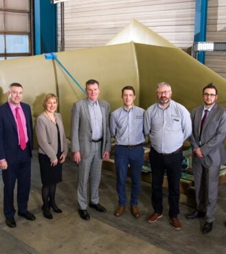 Finance Durham invested £750,000 into County Durham largest independent engineering firm Dyer Engineering.