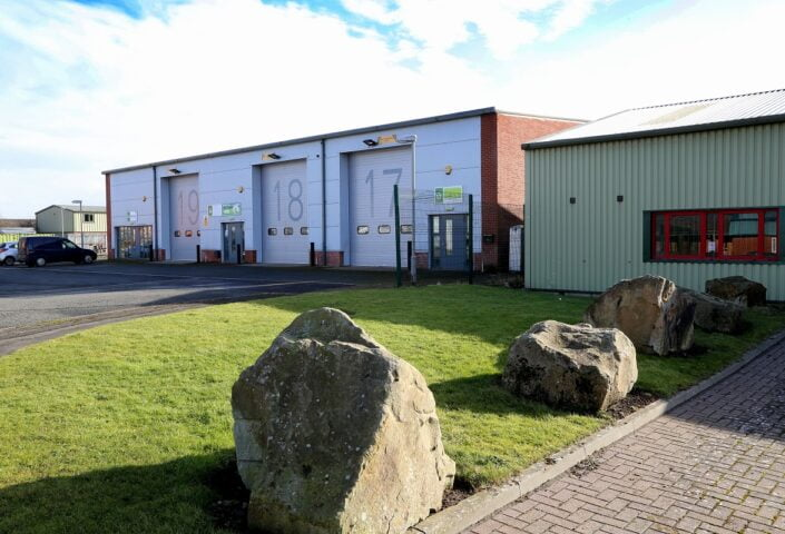 Stainton Grove provides quality moders industrial space in Barnard Castle