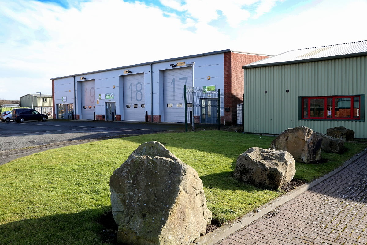 Stainton Grove Industrial Estate