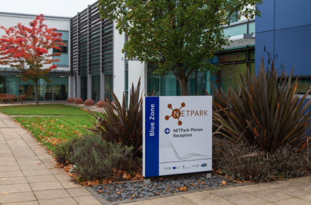 National recognition for Business Durham and NETPark on R&D