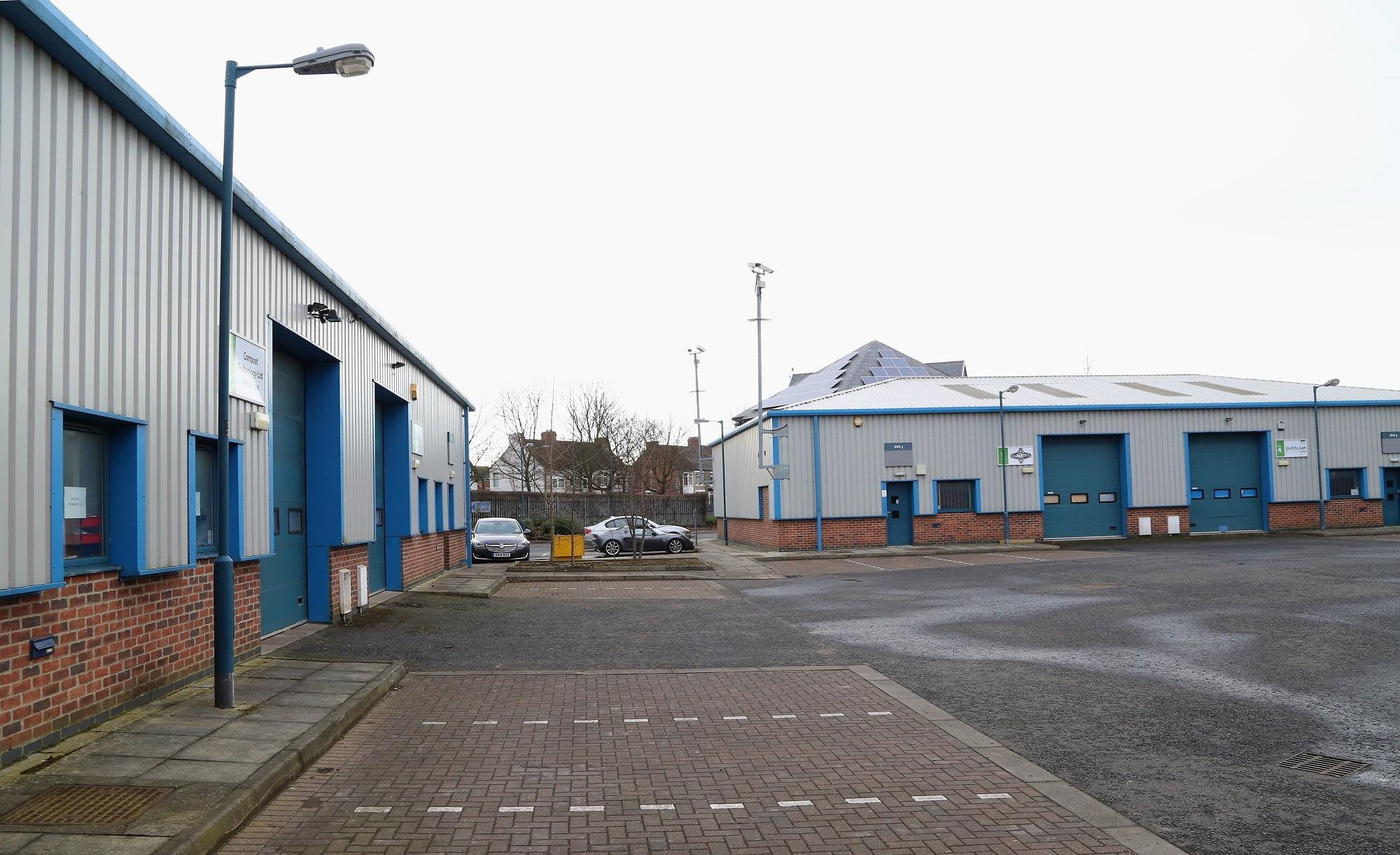 Dabble Duck Industrial Estate