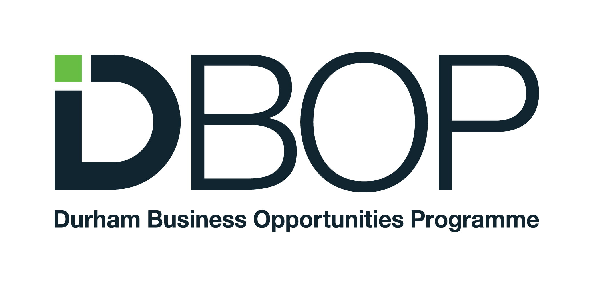 The Durham Business Opportunities Programme logo
