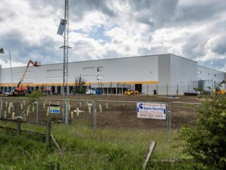 Amazon to open Durham warehouse with 1,000 permanent jobs