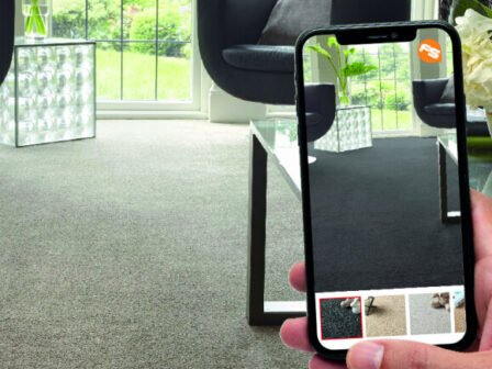 North East flooring firm invests £200k in augmented reality tech