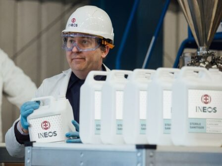 Ineos launches global healthcare division after success of County Durham plant