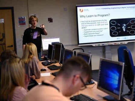 Free digital skills training in County Durham