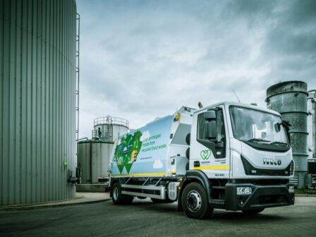 Newton Aycliffe firm up for accolade in food waste recycling