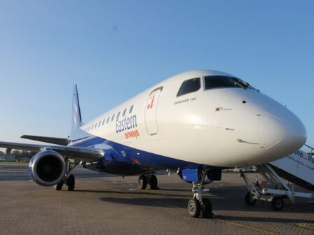 Eastern Airways secures first Heathrow slot for Teesside daily flight