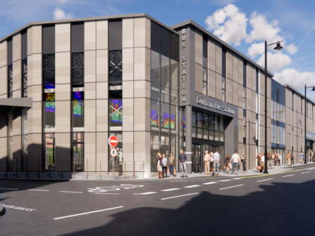 Infrastructure boost for County Durham with new bus station plans approved