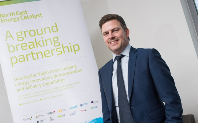 North East SMEs to be powered up by five-figure energy tech investment