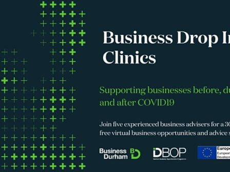 Business Support Drop In Clinic