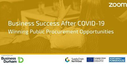 Business Success After COVID19: Winning Public Procurement Opportunities