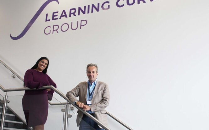 New Chairman For Learning Curve Group