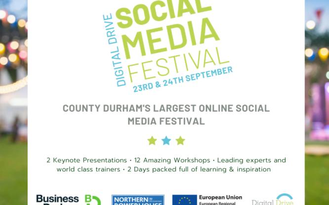 The Digital Drive Social Media Show
