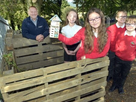 North East Developer Helps County Durham School Get Back To Nature