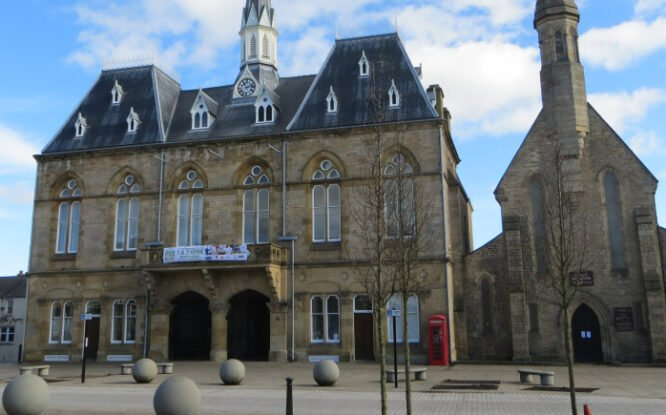 Economic boost for Bishop Auckland with six-figure government funding