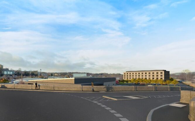 County Durham construction firm wins £10m contract for hotel and supermarket development