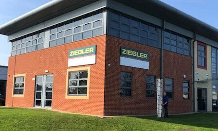 Ziegler UK Moves Into Meadowfield Industrial Estate