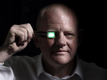 NETPark based PolyPhotonix signs deal to make eyesight-saving masks