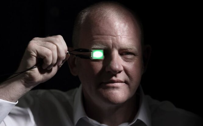 NETPark based PolyPhotonix signs deal to make eyesight-saving masks