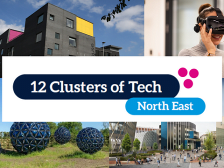 North East Englands digital sector has a lot to shout about