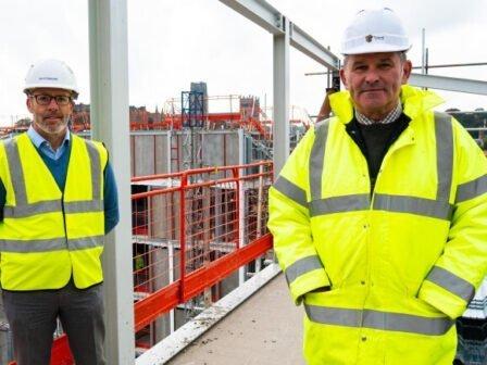 Durham City regeneration scheme takes shape with Premier Inn construction
