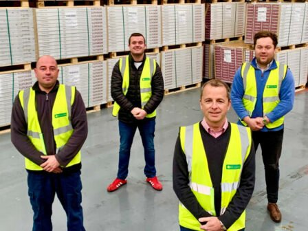 Shildon headquartered flooring firm more than doubles workforce with 50 new jobs