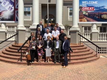 County Durham businesses join virtual trade mission to South Africa