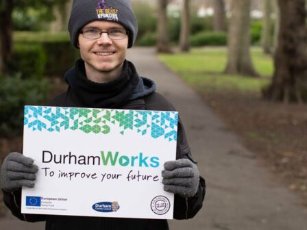 DurhamWorks helping employers expand their workforce with a £2,500 grant