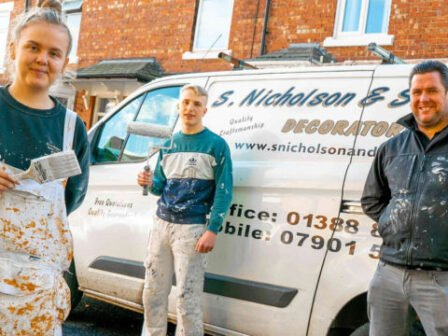 Apprentices Key To Lockdown Turnaround, Says Bishop Auckland Firm